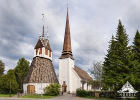 Finland Church Weddings Nordic Wedding Planner