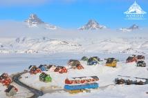 Wintertime in Tasiilaq, Greenland
