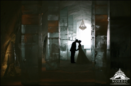 Ice Hotel Wedding Photos Nordic Wedding Planner