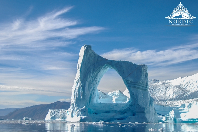 Iceberg Weddings in Greenland Nordic Wedding Planner