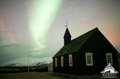 Iceland Northern Lights Wedding