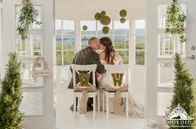 Iceland Wedding Kiss