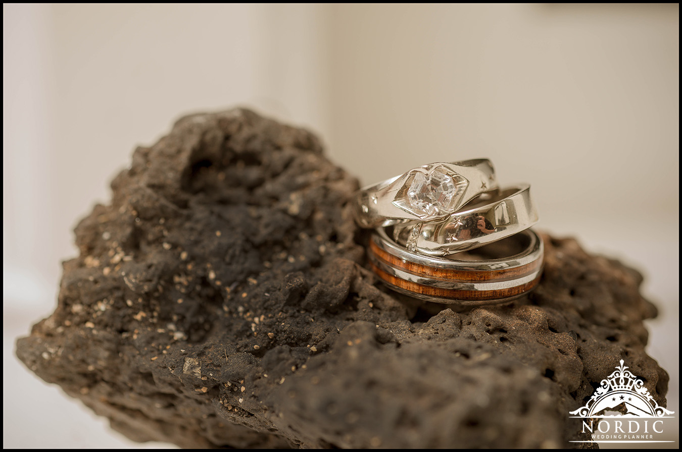 Nordic Destination Wedding Ring Engraving Ideas